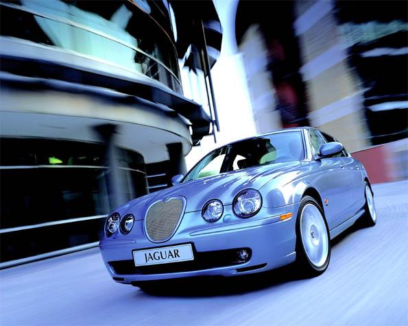 Obrázek na plochu v rozlišení 1280 x 1024 - Jaguar S type