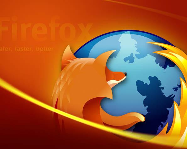 Volba: tapeta v rozlišení 1280 x 1024 - Firefox wallpaper
