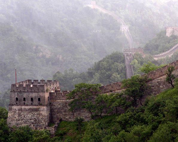Volba: tapeta v rozlišení 1280 x 1024 - Velká čínská zeď