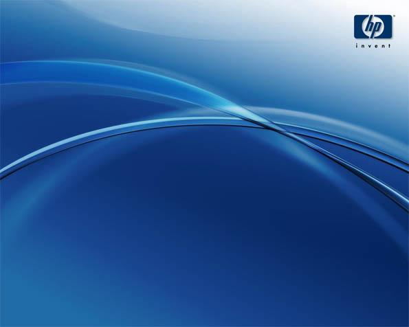 Obrázek na plochu v rozlišení 1280 x 1024 - Vzdušný wallpaper HP