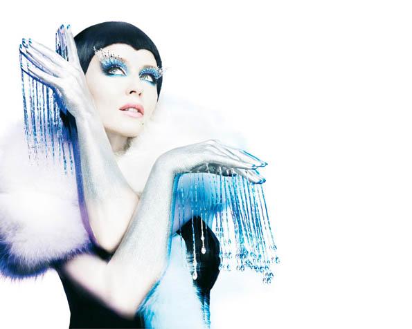 Volba: tapeta v rozlišení 1280 x 1024 - Perská princezna Kylie Minogue