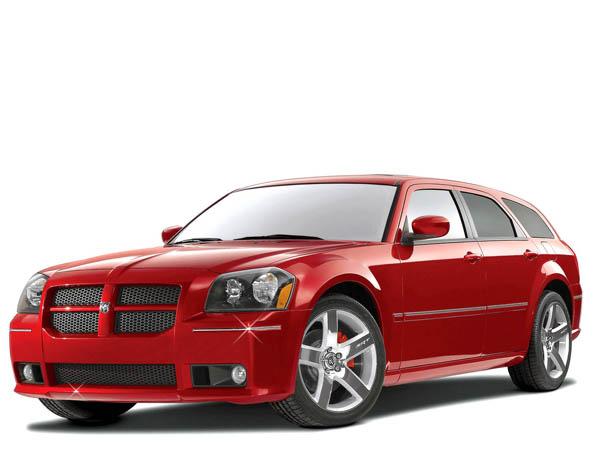 Volba: tapeta v rozlišení 1280 x 1024 - Červené Combi Dodge Ram
