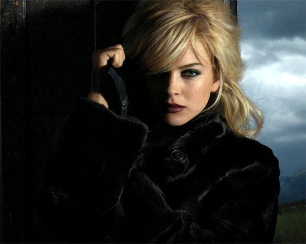 Volba: tapeta v rozlišení 1280 x 1024 - Lindsay Lohan