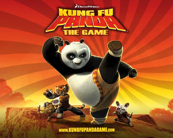 Volba: tapeta v rozlišení 1280 x 1024 - Kungfu Panda