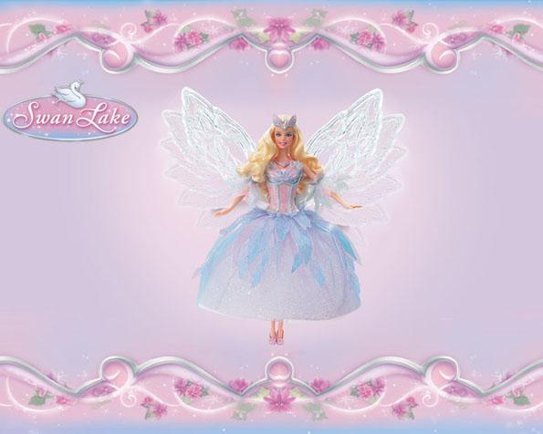 Volba: tapeta v rozlišení 1280 x 1024 - Malá princezna Barbie