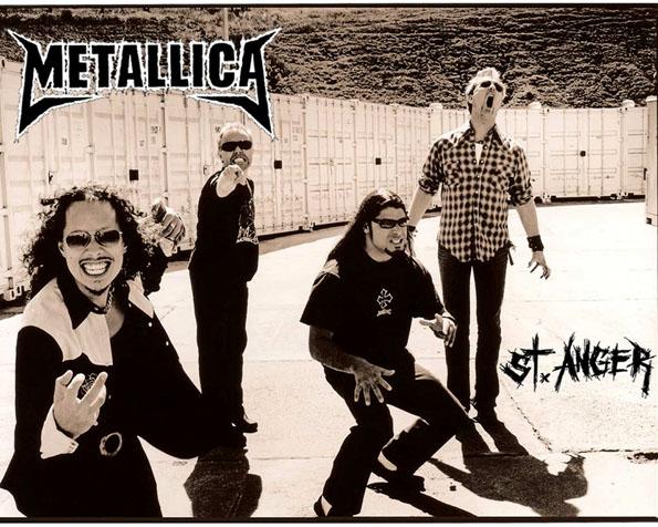 Obrázek na plochu v rozlišení 1280 x 1024 - Metallica stranger