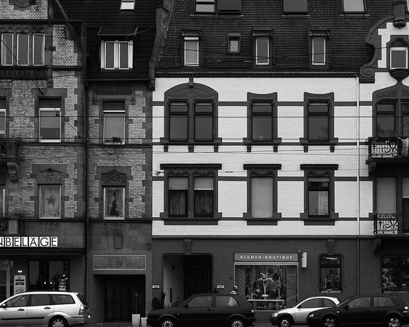 Obrázek na plochu v rozlišení 1280 x 1024 - Německá architektura