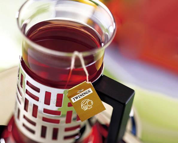 Obrázek na plochu v rozlišení 1280 x 1024 - Hrníček s čajem v detailu
