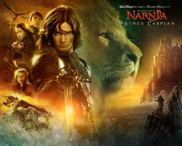 Volba: tapeta v rozlišení 1280 x 1024 - Narnia Princ Caspian