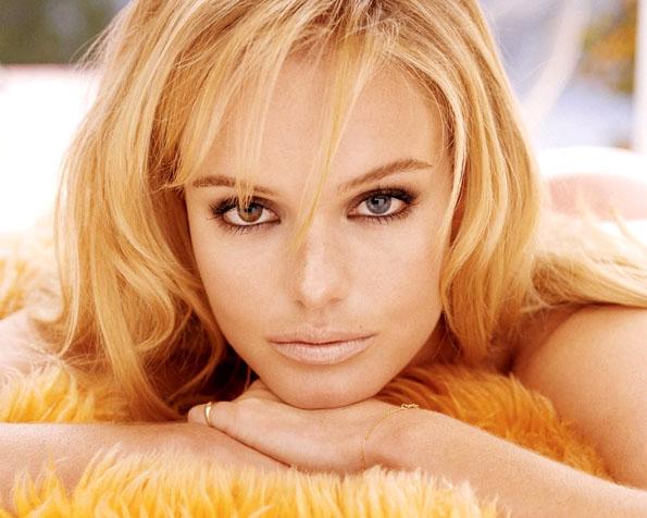 Obrázek na plochu v rozlišení 1280 x 1024 - Kate Bosworth z blízka