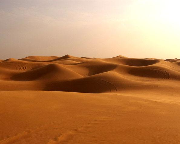 Volba: tapeta v rozlišení 1280 x 1024 - Africká poušť
