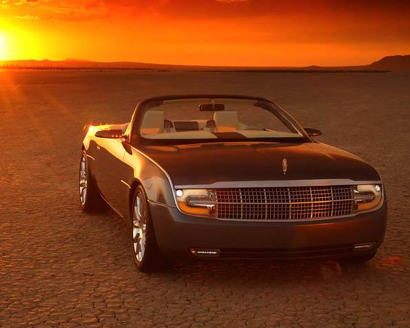 Obrázek na plochu v rozlišení 1280 x 1024 - Nový model Lincoln Cabrio