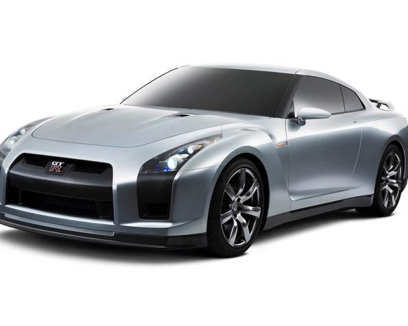 Obrázek na plochu v rozlišení 1280 x 1024 - Nový Nissan GT R