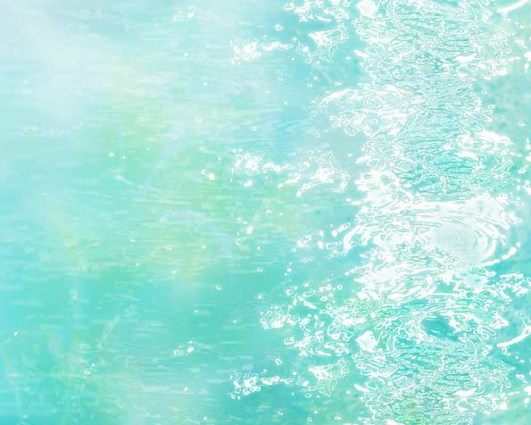 Obrázek na plochu v rozlišení 1280 x 1024 - Pohádkový vodní svět