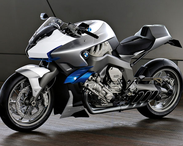 Obrázek na plochu v rozlišení 1280 x 1024 - Bmw motorrad koncept