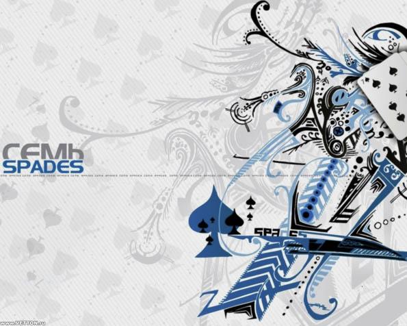 Obrázek na plochu v rozlišení 1280 x 1024 - Pro ty co rádi hrají karty