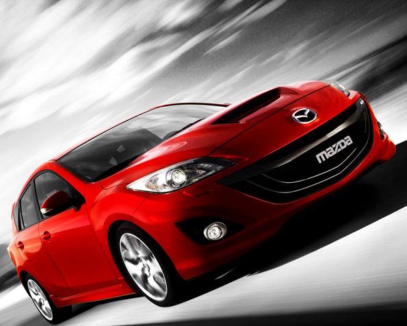 Obrázek na plochu v rozlišení 1280 x 1024 - Mazda 3 MPS na tuning