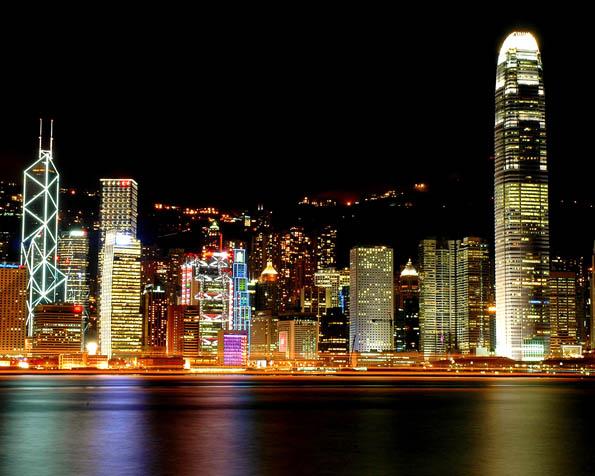 Obrázek na plochu v rozlišení 1280 x 1024 - Vítězný přístav v Honkongu