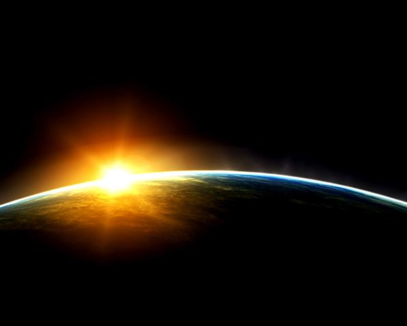 Obrázek na plochu v rozlišení 1280 x 1024 - Další nový den Země