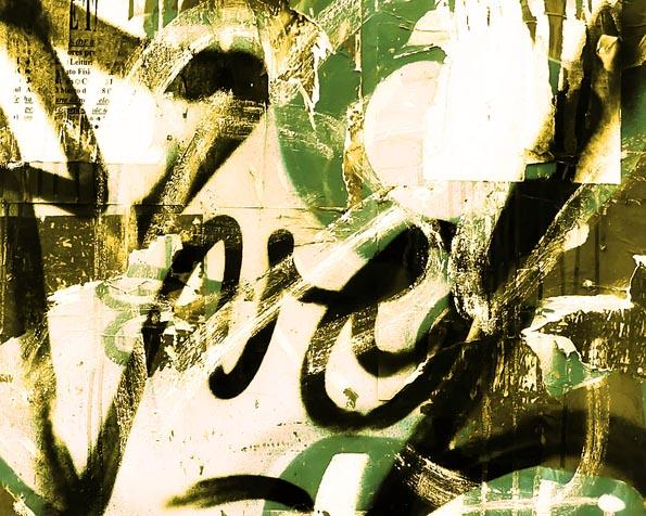 Volba: tapeta v rozlišení 1280 x 1024 - Grafity styl two