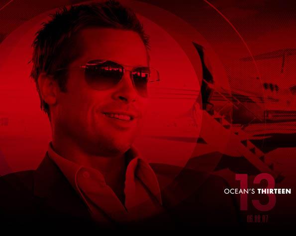 Volba: tapeta v rozlišení 1280 x 1024 - Brad Pitt