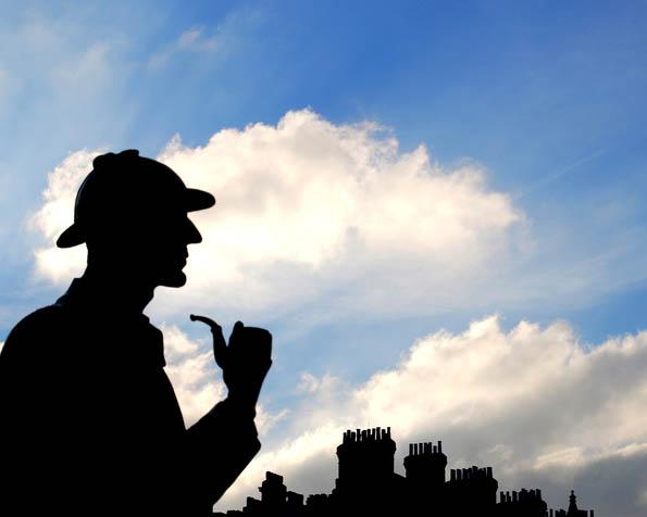 Volba: tapeta v rozlišení 1280 x 1024 - Sherlock Holmes