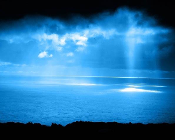 Obrázek na plochu v rozlišení 1280 x 1024 - Bouře na moři
