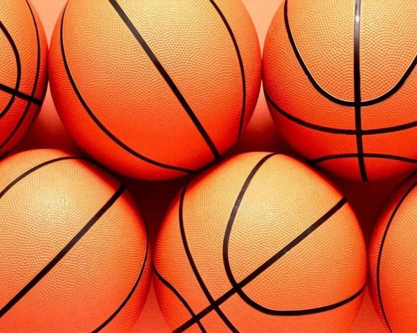 Volba: tapeta v rozlišení 1280 x 1024 - Basketbalové míče