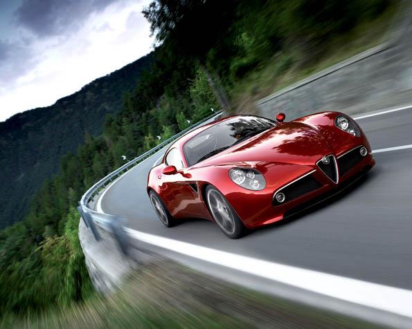 Obrázek na plochu v rozlišení 1280 x 1024 - Alfa Romeo 2