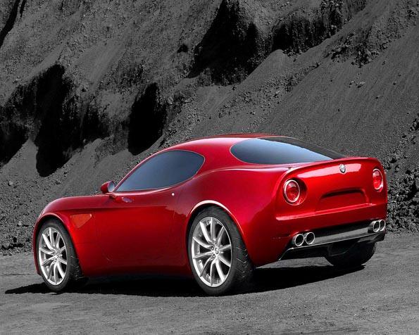 Volba: tapeta v rozlišení 1280 x 1024 - Alfa Romeo 3