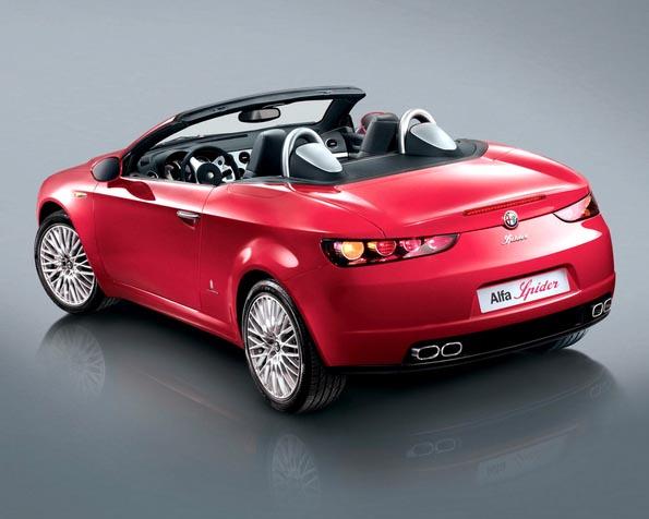 Obrázek na plochu v rozlišení 1280 x 1024 - Alfa Romeo 4