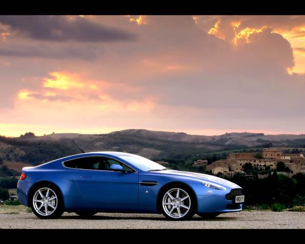 Volba: tapeta v rozlišení 1280 x 1024 - Aston Martin