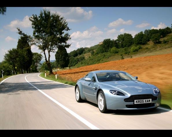Volba: tapeta v rozlišení 1280 x 1024 - Aston Martin 2