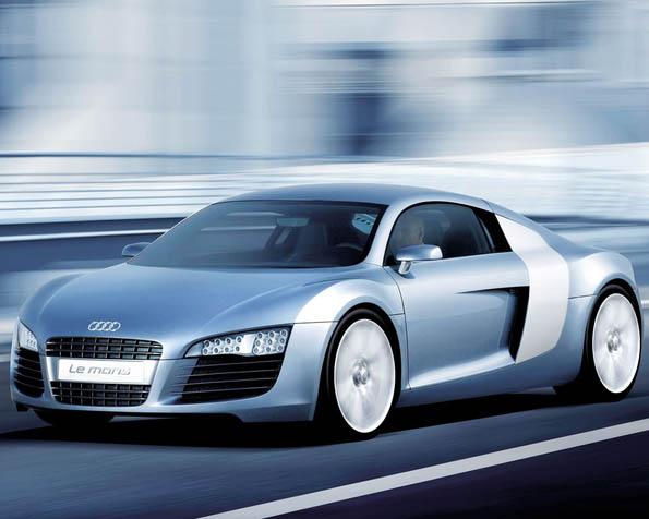 Obrázek na plochu v rozlišení 1280 x 1024 - Audi koncept