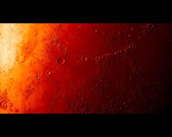 Obrázek na plochu v rozlišení 1280 x 1024 - Měsíc