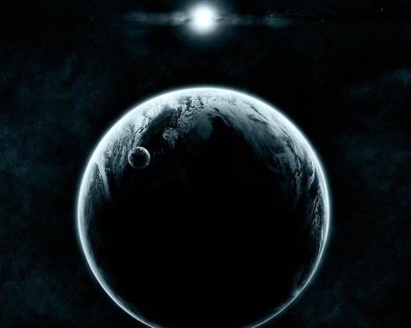Volba: tapeta v rozlišení 1280 x 1024 - Planeta Země