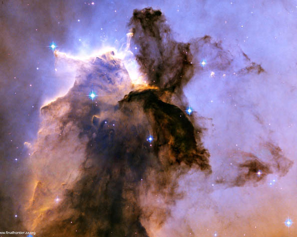 Obrázek na plochu v rozlišení 1280 x 1024 - Znovuzrození hvězd
