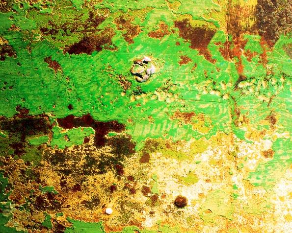 Obrázek na plochu v rozlišení 1280 x 1024 - Koroze