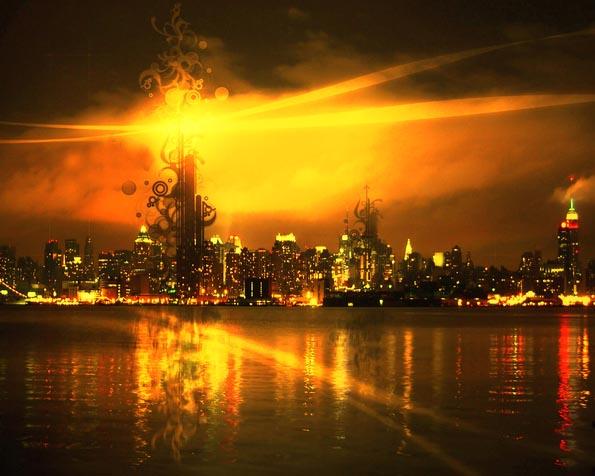 Obrázek na plochu v rozlišení 1280 x 1024 - New York