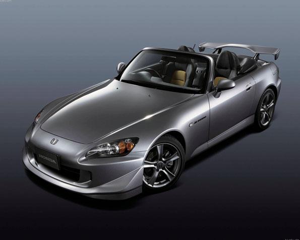 Obrázek na plochu v rozlišení 1280 x 1024 - Honda S2000 Type S pro rychlou jízdu