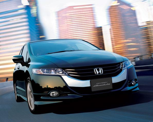Obrázek na plochu v rozlišení 1280 x 1024 - Honda Odyssey pro cesty na dovolenou