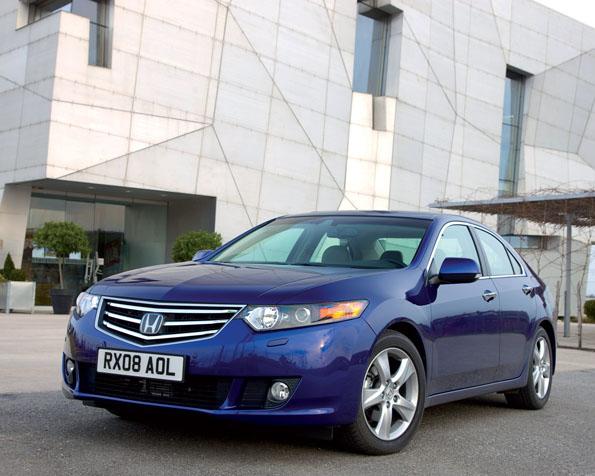 Obrázek na plochu v rozlišení 1280 x 1024 - Honda Accord na leasing