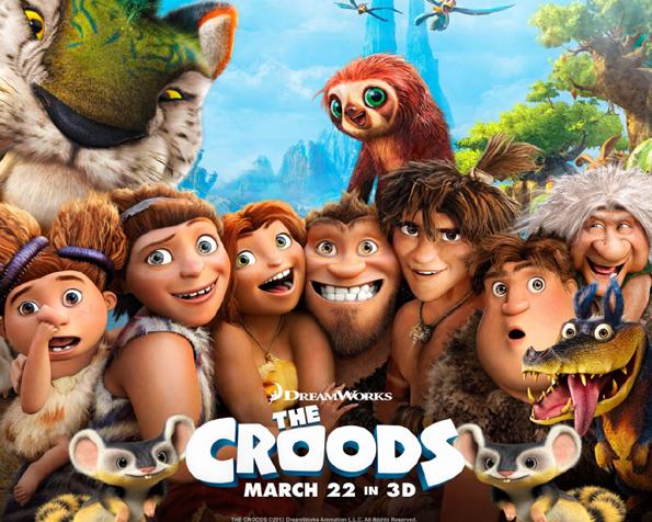 Obrázek na plochu v rozlišení 1280 x 1024 - The Croods