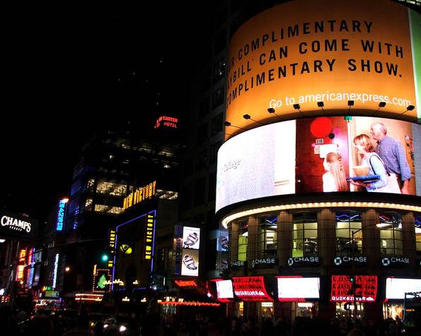 Volba: tapeta v rozlišení 1280 x 1024 - Reklamní neony