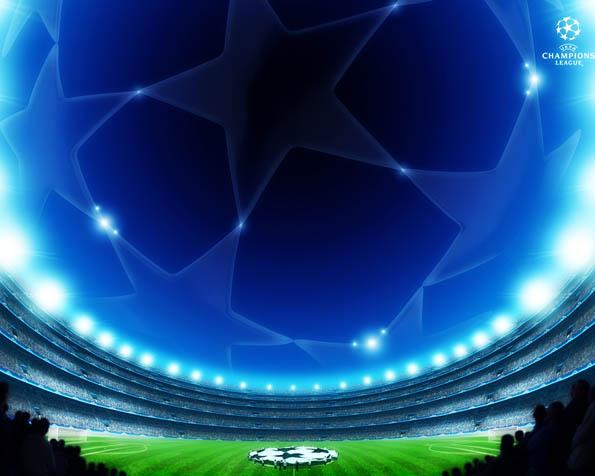 Obrázek na plochu v rozlišení 1280 x 1024 - UEFA Liga mistrů