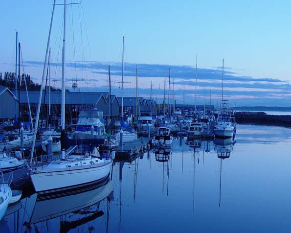 Volba: tapeta v rozlišení 1280 x 1024 - Modrý přístav