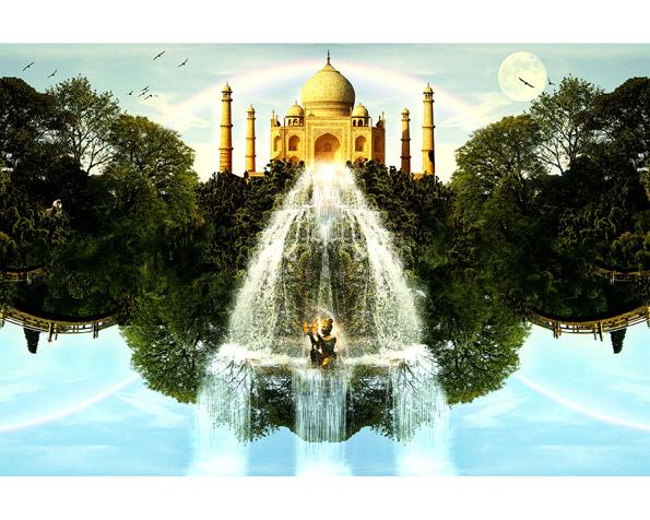 Obrázek na plochu v rozlišení 1280 x 1024 - Moment absolutní svobody a míru
