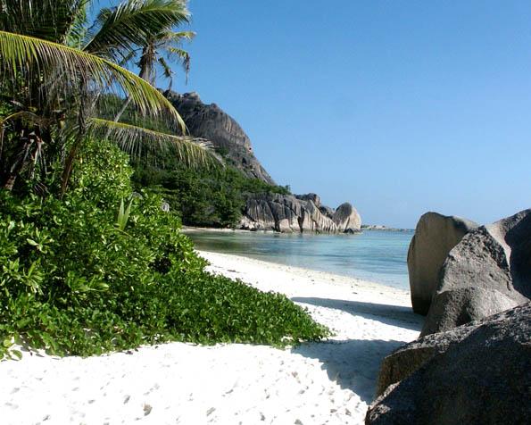Volba: tapeta v rozlišení 1280 x 1024 - Nejideálnější pláž na světě