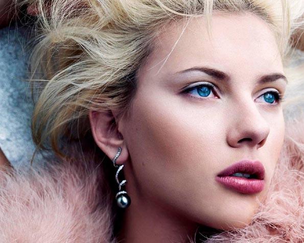 Volba: tapeta v rozlišení 1280 x 1024 - Scarlett Johansson