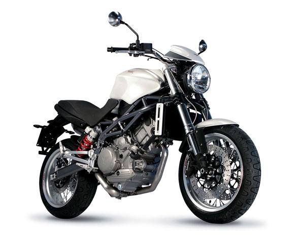 Obrázek na plochu v rozlišení 1280 x 1024 - Silniční úprava motorky Moto Morini